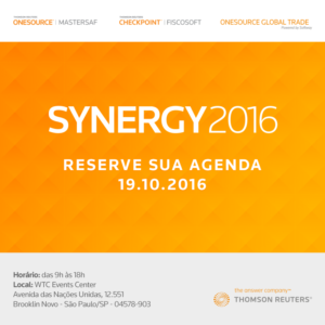 SYNERGY - Save The Date